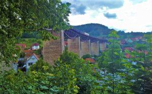 Kanonenbahn Lengenfeld unterm Stein